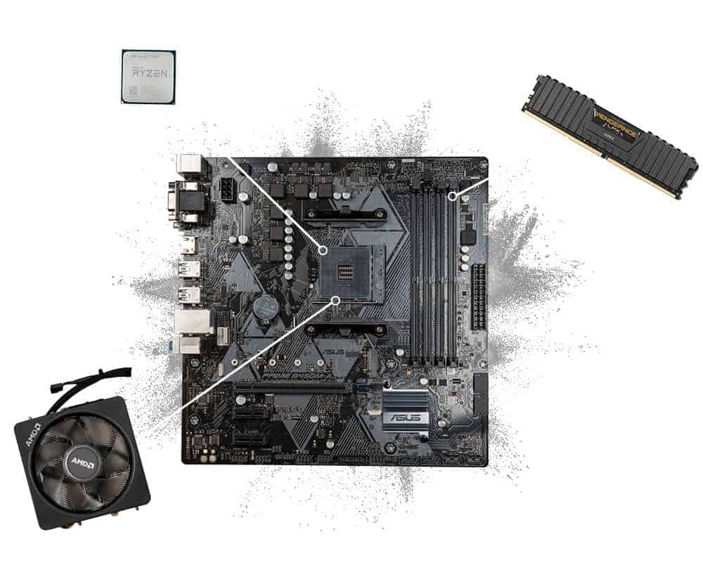buy gaming pc in Cardiff at NiwTech