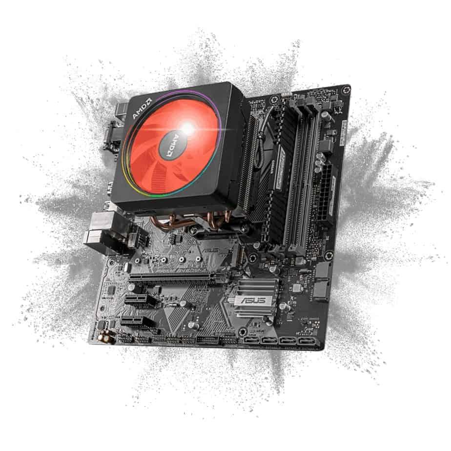 customised Gaming PC Cardiff