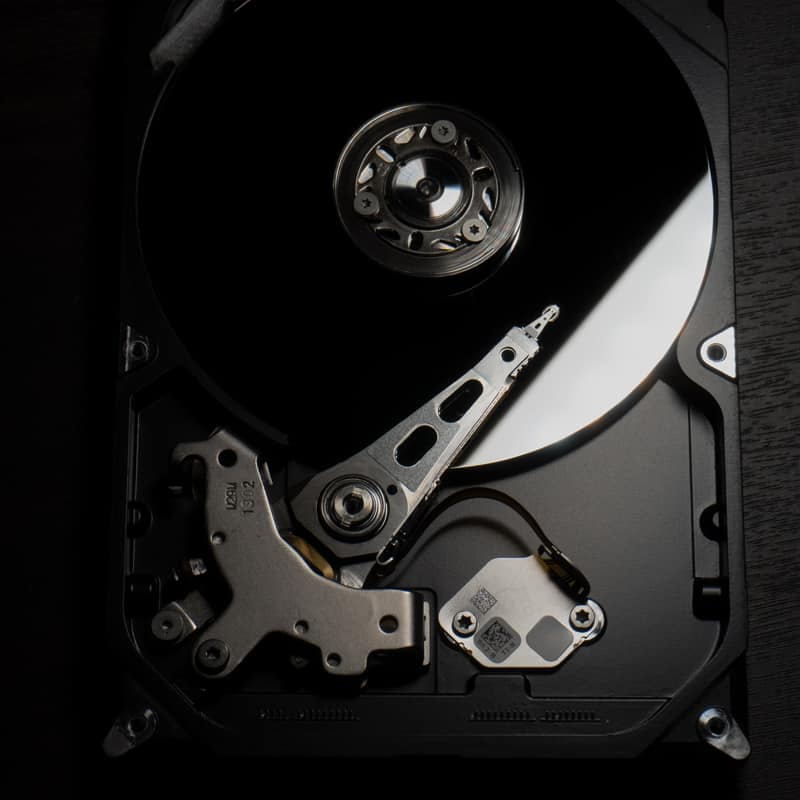 data recovery service NiwTech