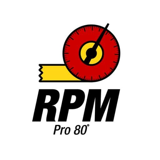 RPM Pro 80°