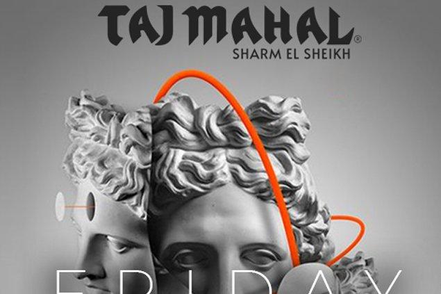 Taj Mahal - Sharm El Sheikh Night Club website design search engine optimization